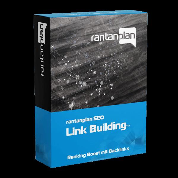 Backlink Aufbau - Linkbuilding Paket