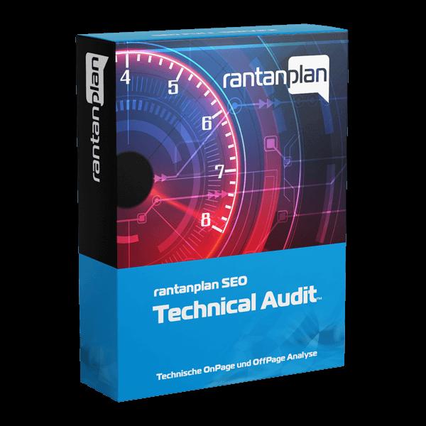 Technische SEO Analysen - Audit